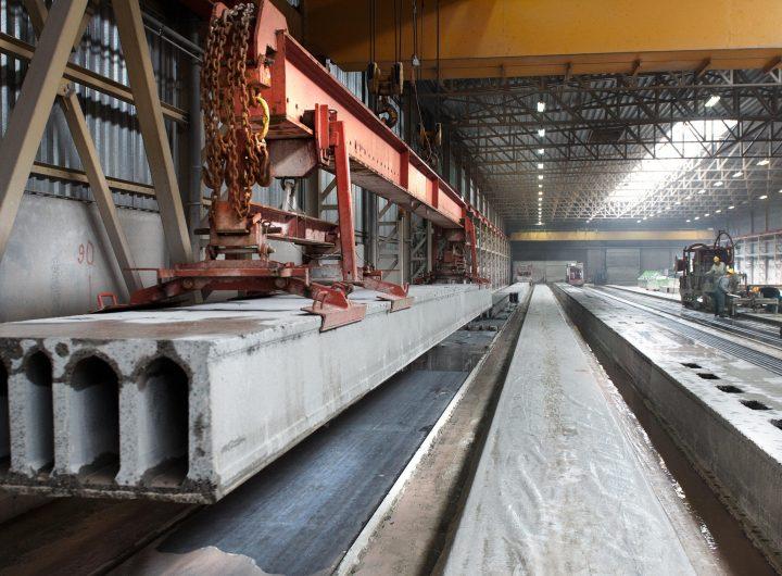 Precast Prestressed Concrete