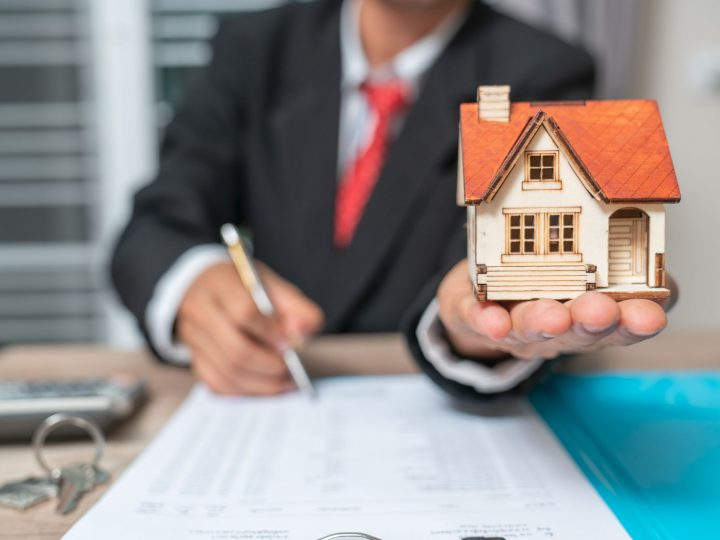 Consumer building loan of the house